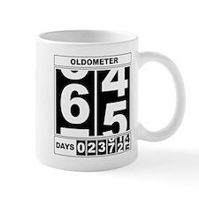 65th Birthday Oldometer Mug