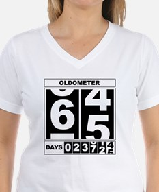 65th Birthday Oldometer Shirt