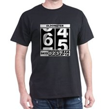 65th Birthday Oldometer T-Shirt