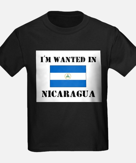 I'm Wanted In Nicaragua T