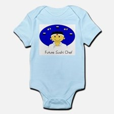 Future Sushi Chef Infant Creeper