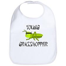 Young Grasshopper Challenge Bib