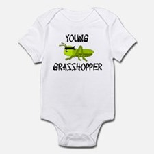 Young Grasshopper Challenge Infant Bodysuit