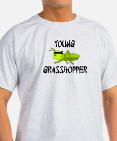 Young Grasshopper Challenge T-Shirt