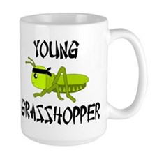 Young Grasshopper Challenge Mug