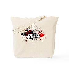 Bad Guy Tote Bag