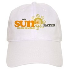 Team Edward (Sun) Baseball Cap