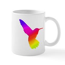 Hummingbird Art Mug