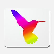 Hummingbird Art Mousepad