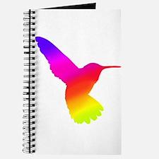 Hummingbird Art Journal