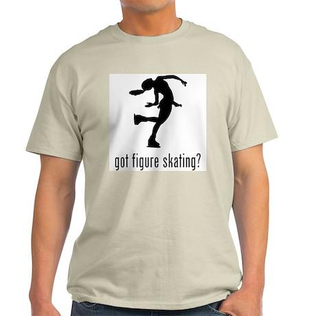 Figure Skating 1 Light T-Shirt