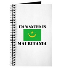 I'm Wanted In Mauritania Journal