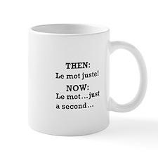 Mot Juste Mug