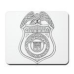 Watchman U.S.L.H.S. Mousepad