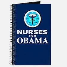 Nurses for Obama Journal