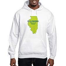 """""""Illinois"""" Hoodie"""