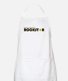 Human Resources Rockstar BBQ Apron