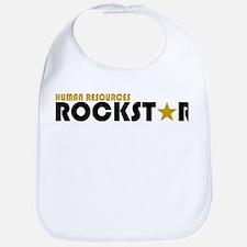 Human Resources Rockstar Bib