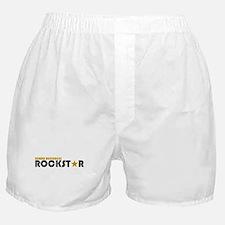 Human Resources Rockstar Boxer Shorts