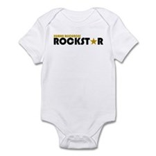 Human Resources Rockstar Infant Bodysuit