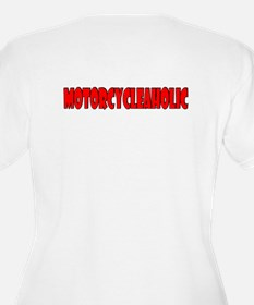 Motorcycleaholic T-Shirt