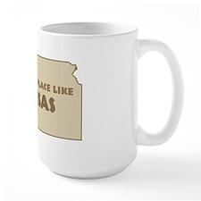 """""""Kansas"""" Mug"""