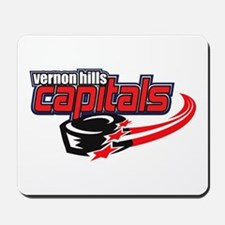 Capitals Mousepad