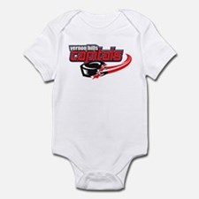 Capitals Infant Bodysuit
