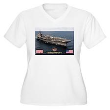 USS Truman CVN-75 T-Shirt