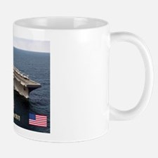 USS Truman CVN-75 Mug