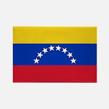 Flag Of Venezuela Rectangle Magnet Magnets