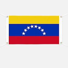 Flag of Venezuela Banner