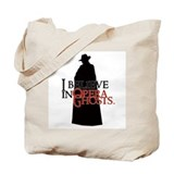 Phantom of the opera Canvas Bags