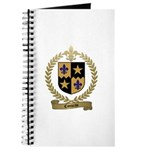 COMEAU Family Crest Journal