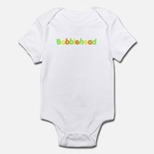 Bobblehead Funny Infant Bodysuit
