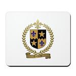 COMEAU Family Crest Mousepad