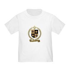 COMEAU Family Crest T