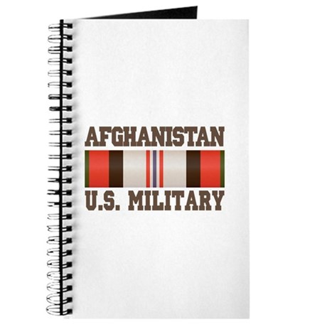 Afghanistan US Military Journal