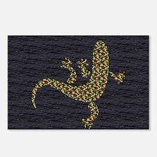 Camouflage Salamander Postcards (Package of 8)