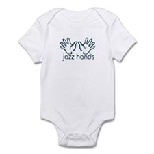 Jazz Hands Infant Bodysuit