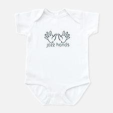 Jazz Hands Infant Bodysuit