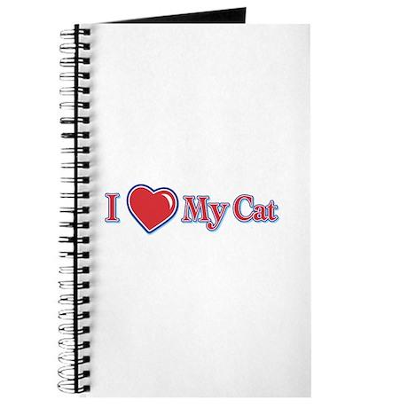 I Heart My Cat Journal