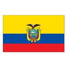 Flag of Ecuador Decal