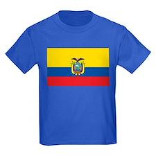 Flag of Ecuador T