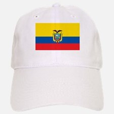 Flag of Ecuador Baseball Baseball Cap