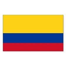 Flag of Colombia Decal