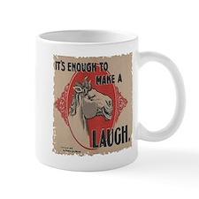 Laughing Horse - Mug