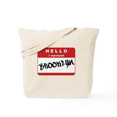 Represent Brooklyn Tote Bag