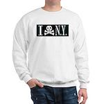 I Hate New York Sweatshirt