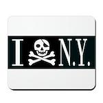 I Hate New York Mousepad